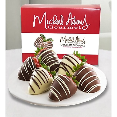 Michael Adams Gourmet Chocolate Covered Strawberries