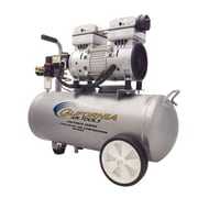 California Air Tools 6 Gallon Industrial Ultra Quiet/Oil-Free 1 Hp Air Compressor