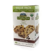 Cascadian Farm Organic Chocolate Chip Granola Bars 20 Count (220-00433)
