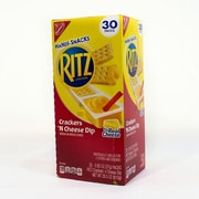 Nabisco Handi-Snacks Crackers 'N Cheese Dip 30 Pack (03811)