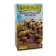 Nature Valley Greek Yogurt Protein Granola Bars 18 Count (220-00450)