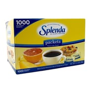 Splenda Packets 1000 Count (220-00459)