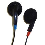 HamiltonBuhl HA-Bud Ear Bud Headphone, Black