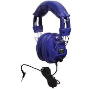 HamiltonBuhl Kids-SC7V Deluxe Headphones , Blue