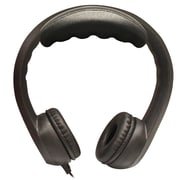 HamiltonBuhl Foam Headphones, Black