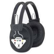 HamiltonBuhl W901-MULTI Multi Channeled Wireless Headphone, Black