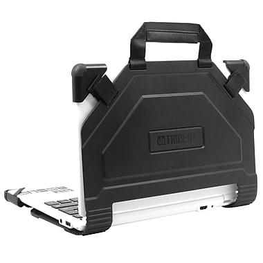 Trident – Coque AC-UNCRBK-BKBLK Tech pour Chromebook et portatif, noir