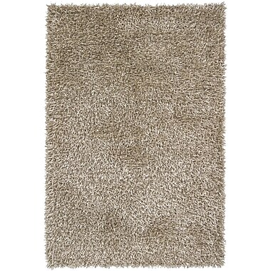 Chandra INT Ivory Area Rug; 5' x 7'6''