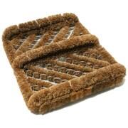 Rubber-Cal, Inc. Herringbone Boot Scraper Doormat