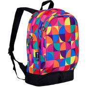 Wildkin Pinwheel Sidekick Backpack