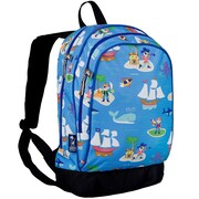 Wildkin Olive Kids Pirates Sidekick Backpack