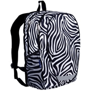 Wildkin Zebra Comfortpak Backpack
