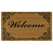 Rubber-Cal, Inc. Classic American Welcome Doormat
