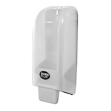 DuraPlus Anti-Microbe Wall Mount Dispenser Manual for DP00103 Cartridge