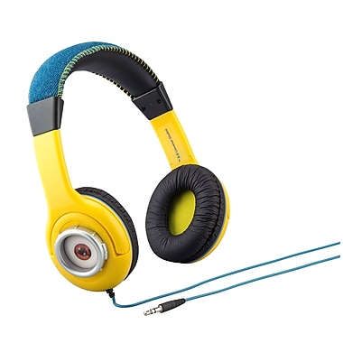 Ekids Minions Youth Headphones, 29 x 20 x 8 cm
