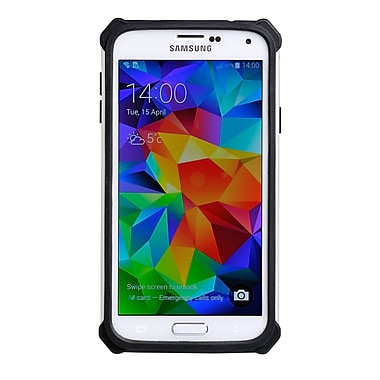 CAT Active Signature Samsung Galaxy S5 Protective Case, Black