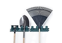 Stalwart Garden Tool Hangers, Set of Two, Holds up to 16 Tools