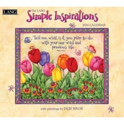 "LANG 2016 Simple Inspirations 13 3/8"" x 12"" Wall Calendar (1001878)"