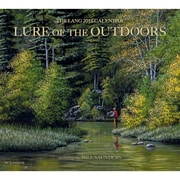 "LANG 2016 Lure Of The Outdoors 13 3/8"" x 12"" Wall Calendar (1001929)"