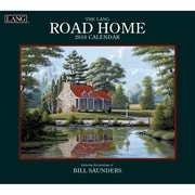 "2016 LANG Road Home 13 3/8""x12"" Wall Calendar (1001938)"
