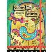 2016 LANG Color My World 6x8 Classic Engagement Planner (1017013)