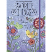 2016 LANG Favorite Things 6x8 Classic Engagement Planner (1017015)