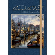 2016 LANG Around The World 6x8 Classic Engagement Planner (1017022)