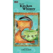 "LANG 2016 Kitchen Whimsy 7.75"" x 15.5"" Vertical Wall Calendar (1079130)"