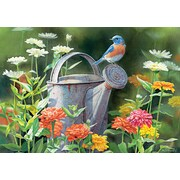 LANG Watering Flowers Petite Note Cards (2080036)