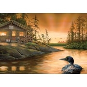 LANG Cabin On The Narrows Petite Note Cards (2080038)