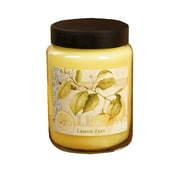LANG Lemon Zest 26 oz Jar Candle (3100009)