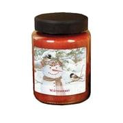 LANG Winterberry 26 oz Jar Candle (3100013)
