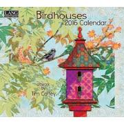 "LANG 2016 Birdhouses 13 3/8"" x 12"" Wall Calendar (1001850)"