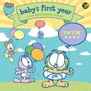 "2016 TF Publishing 12"" x 12"" Baby's First Year: Garfield Wall Calendar (16-1004)"