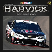 "2016 TF Publishing 12"" x 12"" Kevin Harvick Wall Calendar (16-1604)"