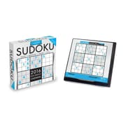 "2016 TF Publishing Sudoku Daily Desktop Calendar 5 1/4"" x 5 1/2"" (16-3202)"