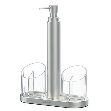 Handi – Valet pour meuble-lavabo, en acier inoxydable brossé