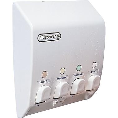Classic Dispenser 4, White
