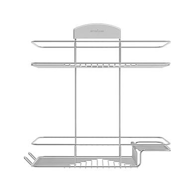 Storit 2 Tier Basket, Stainless Steel