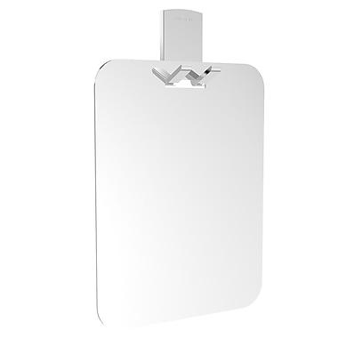 Viso – Miroir sans cadre pour la douche, chrome