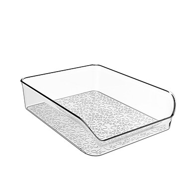 Flora Large Uno Organizer, Morning Dew (Clear)