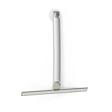 Alto Extendable Shower Squeegee, Silver Chrome