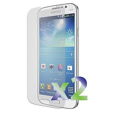 Exian – 2 protecteurs d'écran transparents pour Galaxy Mega 5,8 po
