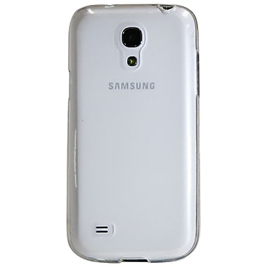 Exian Case for Galaxy S4 Mini, Transparent Clear