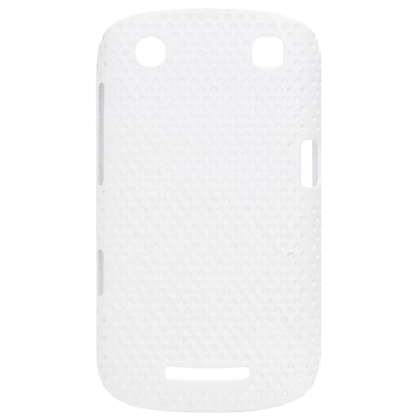 Exian Case for Blackberry Curve 9360, White