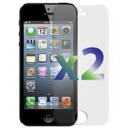 Exian – 2 protecteurs d'écran antireflets mats pour iPhone 5