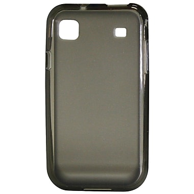 Exian Case for Galaxy S, TPU Transparent Grey