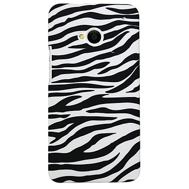 Exian Case for HTC One, Zebra
