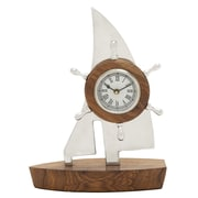 Woodland Imports Beautiful Boat Clock