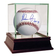 Steiner Sports MLB Nolan Ryan Signed Baseball with HOF Inscription